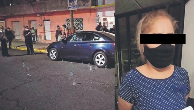 """""""Doña Balas"""" mata de 14 tiros a su vecino que era grosero , no soporto y vengo los golpes que su hijo recibió"""