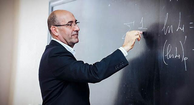 Muere el famoso matemático Garnik Karapetyan