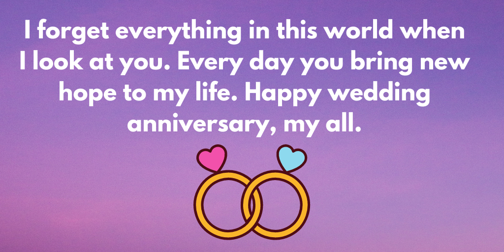 happy 1st marriage anniversary