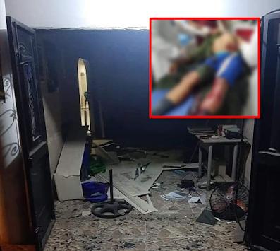 hoyennoticia.com, Otro atentado contra la Policía en Curumaní