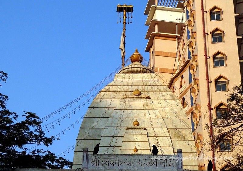 Shree Trymbakeshwar Mahadeo Temple, Mahalakshmi Temple Premises