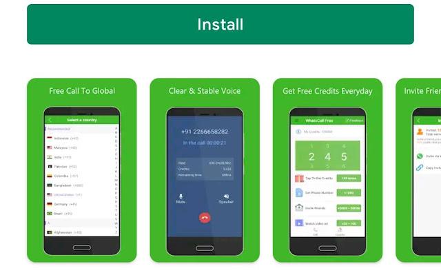 Free Call - International Phone Calling app