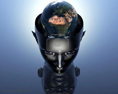 Gambar Robot Masa Depan