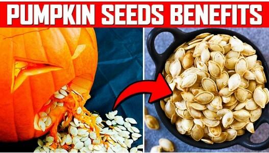 Unknown facts - Pumpkin seeds testosterone