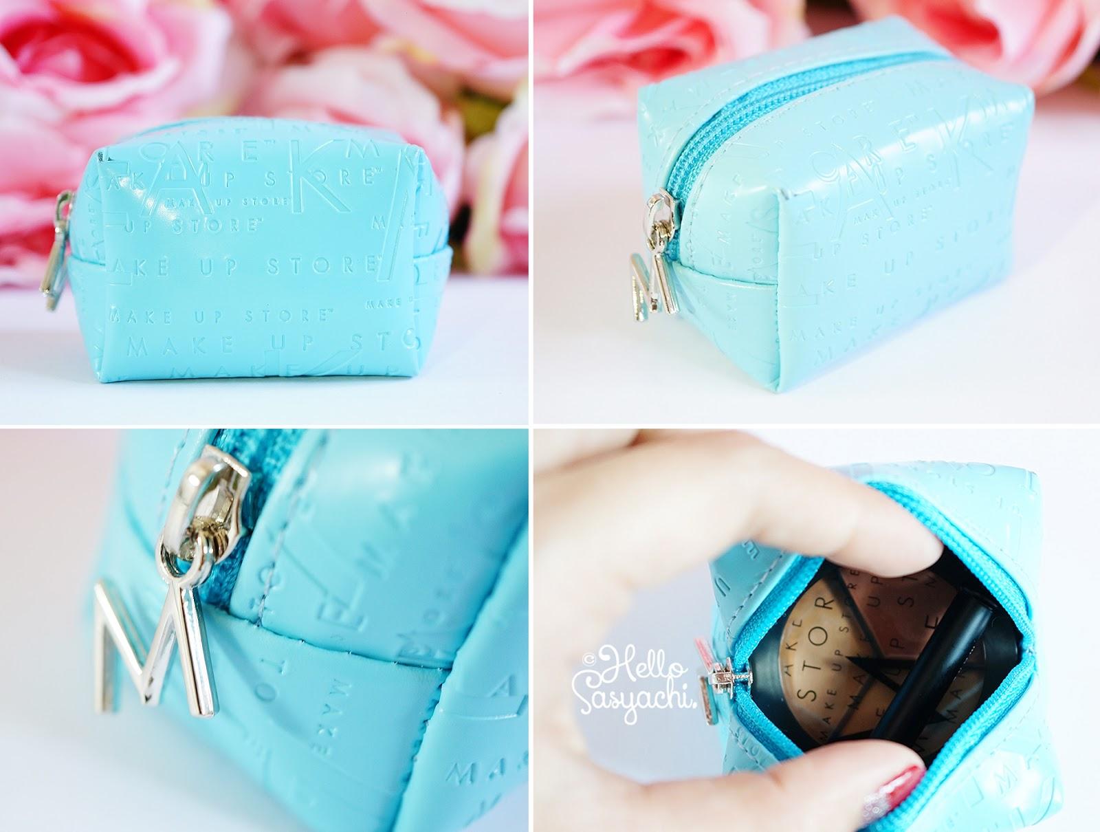 Lucunya Cover All Mix Kit ini terdapat pouch kecil yang berfungsi untuk  menyimpan concealer dan juga brush nya. Di Makeup Store ada 2 warna yakni  Biru dan ... ad6d0cf2c11a7