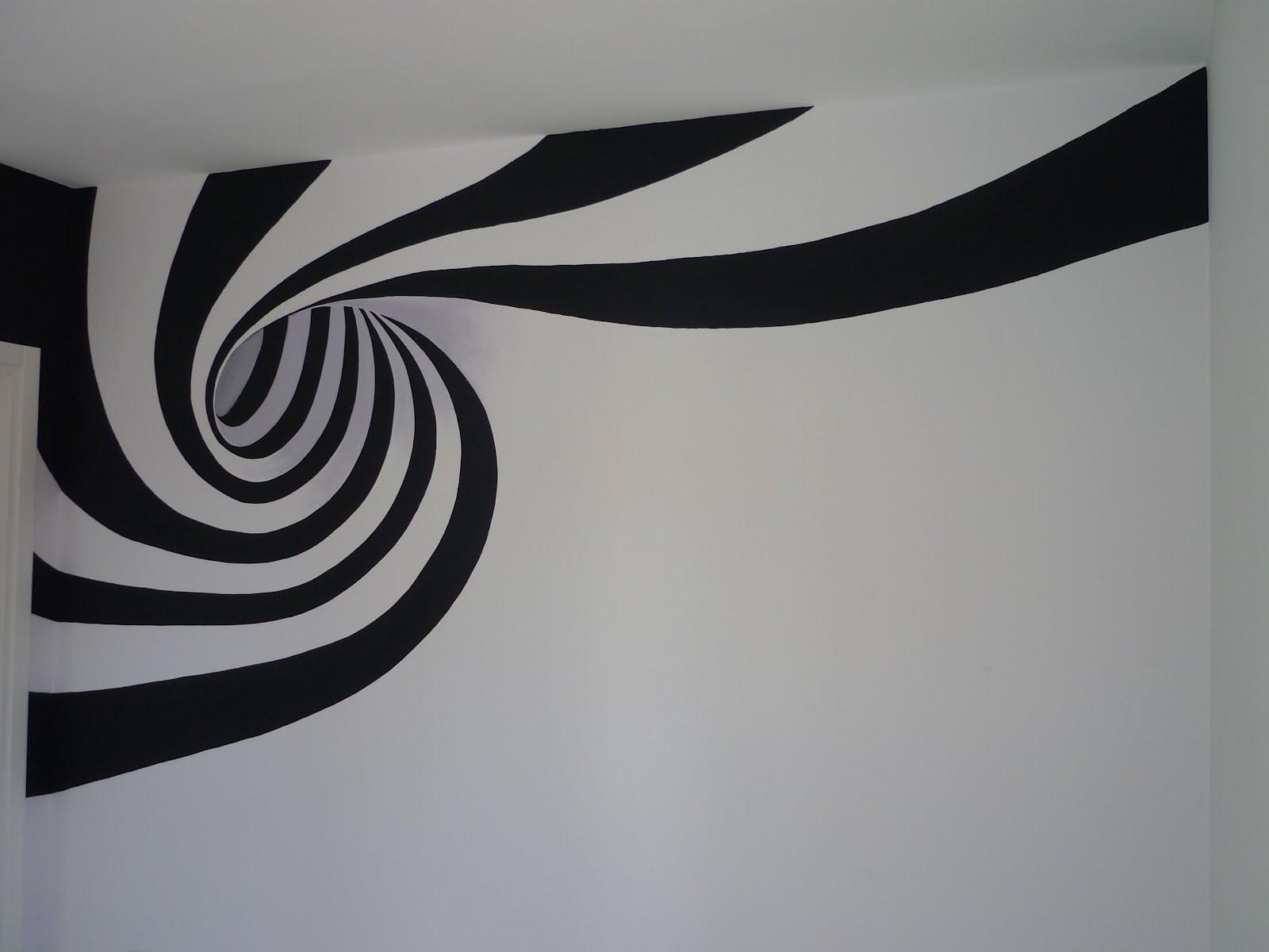 Decorarte murales con spirale for Disegni per pareti