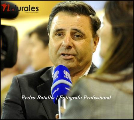 """Paulo Pessoa de Carvalho: """"Queremos acreditar que esta limitação é motivada por questões operacionais por parte da DGS"""""""
