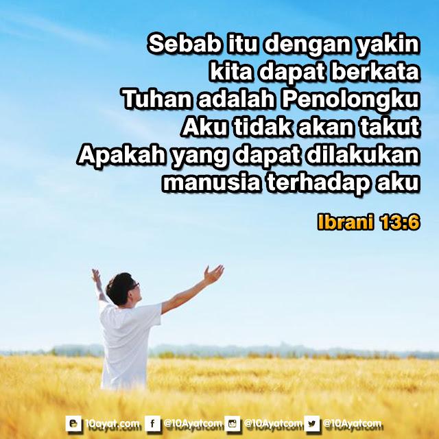 Ibrani 13:6