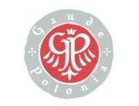 Logo programu stypendialnego Gaude Polonia