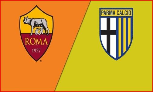 بث مباشر مباراة روما وبارما