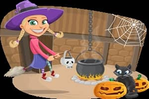 Figure; The Witches coven are making a potion and Ethel, Glinda, Locasta and Circe each add a different ingredient. When the potion is finished, there is 1/4 of the bat blood left, 1/3 of the knotgrass, 1/2 of the moonstone and 5/8 of the unicorn hair. Ethel used the most. Glinda used the least. Locasta used more than Circe. Who used the moonstone?