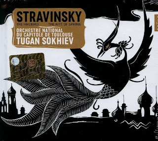 Tugan Sokhieve, Orchestre National du Capitole de Toulouse - Stravinsky - The Firebird, Rite of Spring