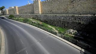 Coronavírus é pior que a guerra para os habitantes de Jerusalém