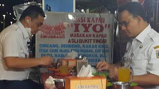 Wagub DKI: Pak Anies Tidak Pakai Buzzer, Dia Apa Adanya