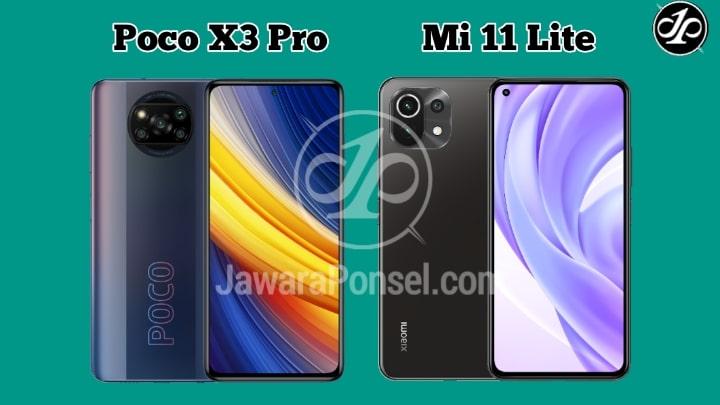 Xiaomi mi 11 Lite atau Poco X3 Pro