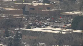 Active shooter situation at a King Soopers on Table Mesa Drive in Boulder.