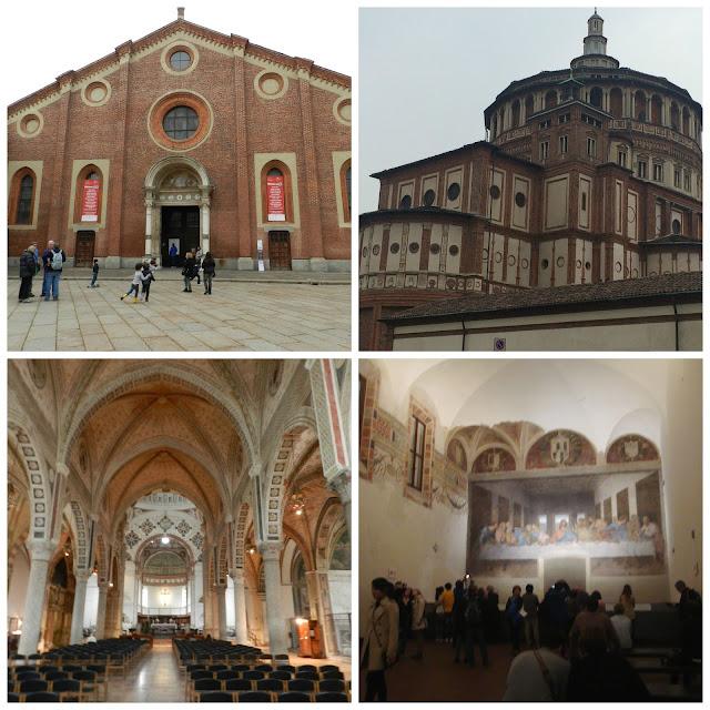Como visitar a Última Ceia em Milão - Santa Maria delle Grazie