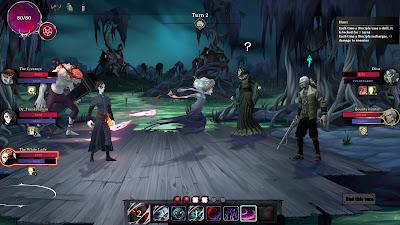 Rogue Lords Game Screenshot 2