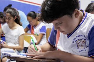 Aulas nas escolas municipais de Sairé começam na próxima quarta-feira (21)