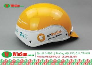 Lựa chọn nơi làm nón bảo hiểm đảm bảo chất lượng
