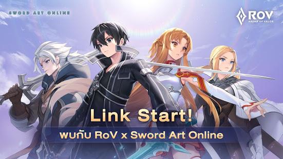 Garena RoV: Link Start Mod
