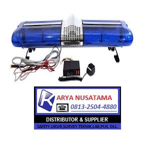 Jual Lampu Emergency Polisi Biru Bohlam LED di Bontang