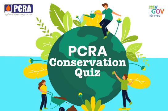 PCRA- Conservation Quiz 4.0