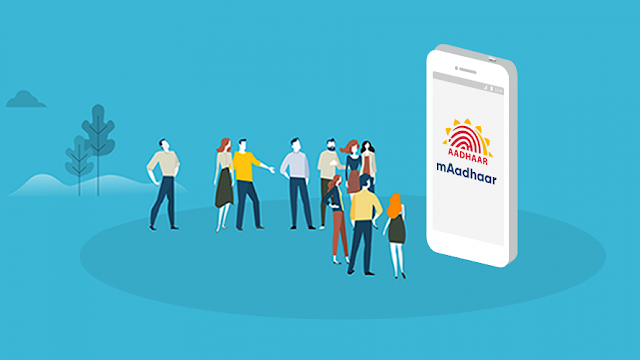Maadhaar App to Download the Aadhaar Card