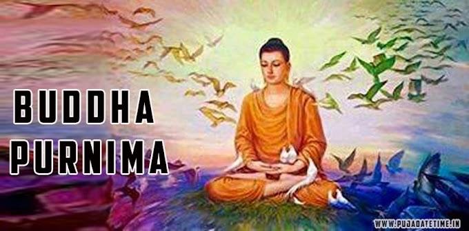 2023 Buddha Purnima Date & Time - Buddha Jayanti Date