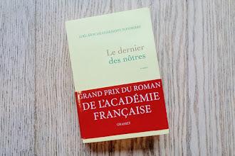 Lundi Librairie : Le dernier des nôtres - Adélaïde de Clermont-Tonnerre
