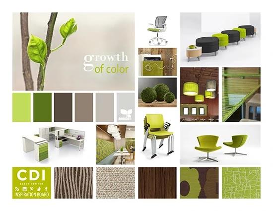 skema warna desain interior