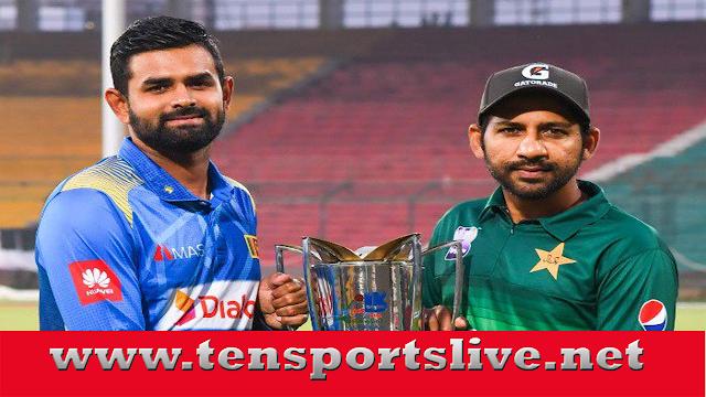 Pakistan vs Sri lanka 1st ODI Live Streaming