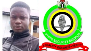 DSS Arrests Student Journalist For Publishing Anti-Buhari Articles