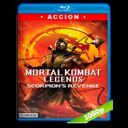 Mortal Kombat Leyendas: La venganza de Scorpion (2020) Full HD 1080p Latino
