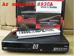 Resultado de imagem para FOTOS AZ AMERICA S930