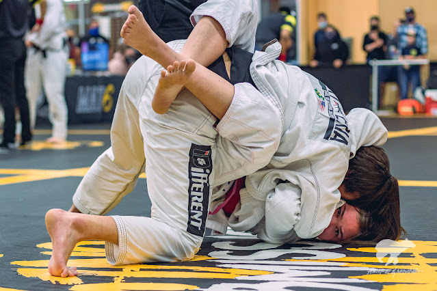 Lundon Dibrell of Fighteria Academy.