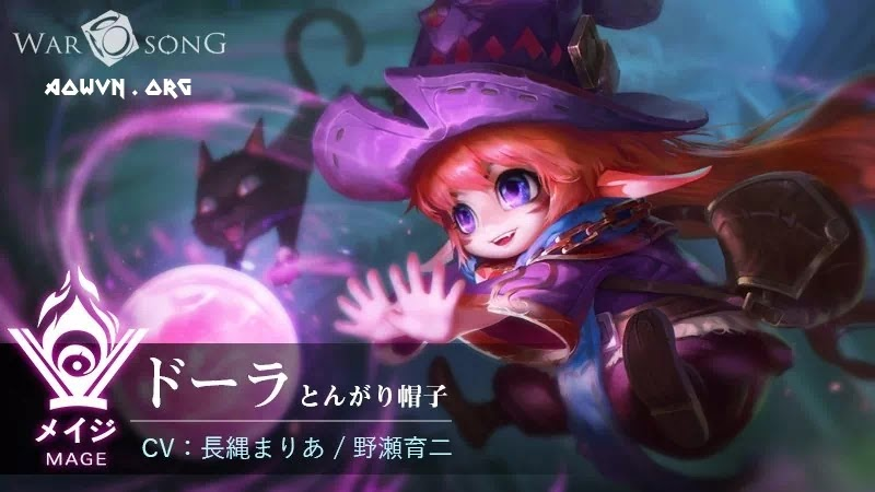 AowVN.org min WarSong%2B%25289%2529 - [ HOT ] War Song | Android & IOS -  Game MOBA Nhật tuyệt hay - Chính Thức Open
