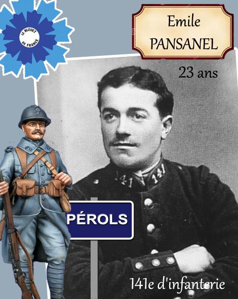 Emile Pansanel – Pérols