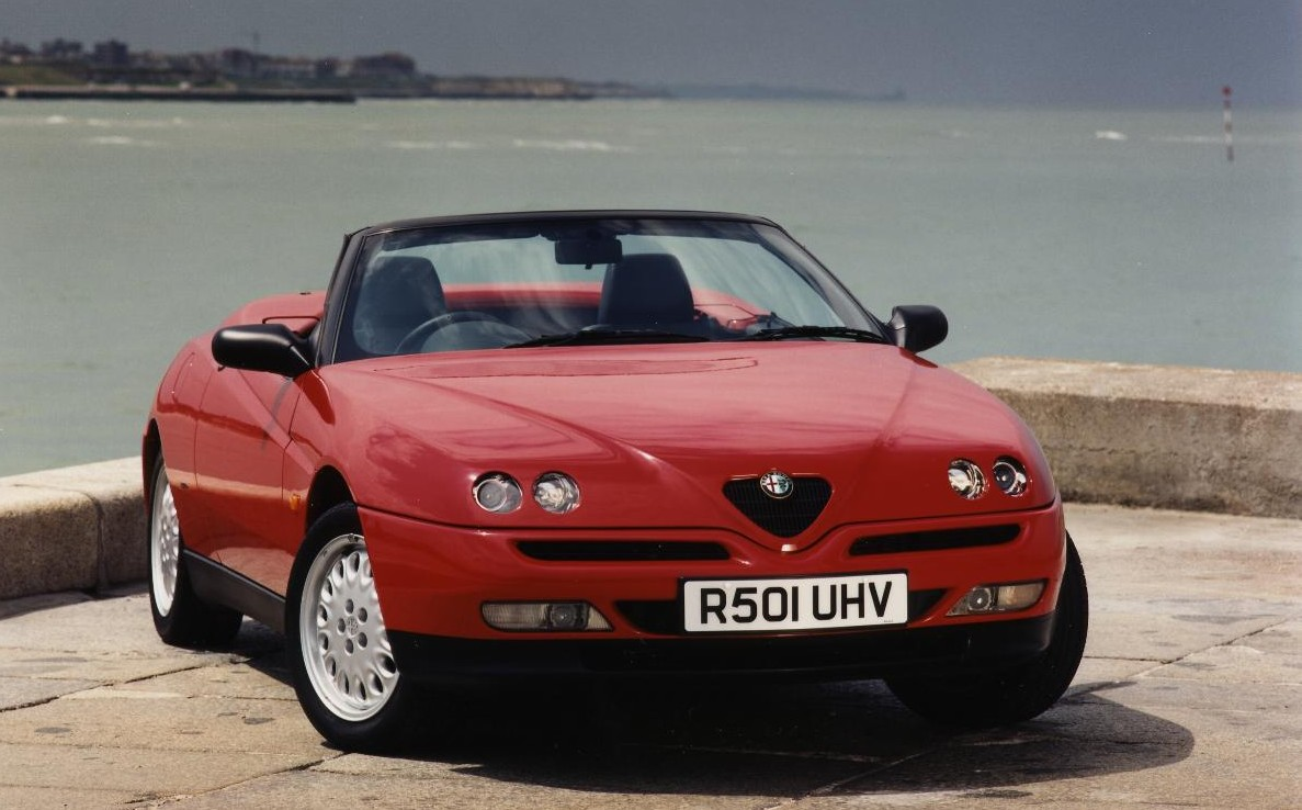 Life On Cars Alfa Romeo And Mazda Announce Sports Car Tie Up 916 Wiring Diagram