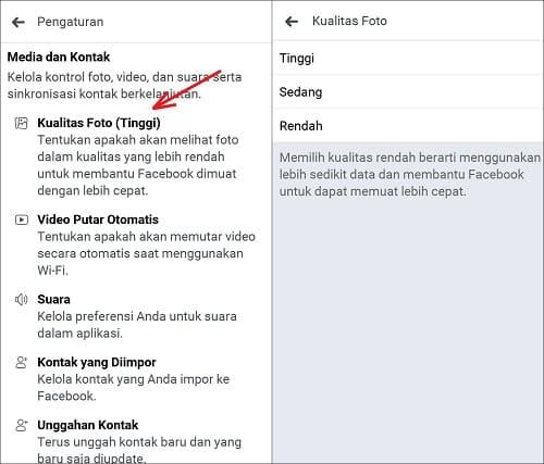 Menghemat Kouta Internet Facebook Lite