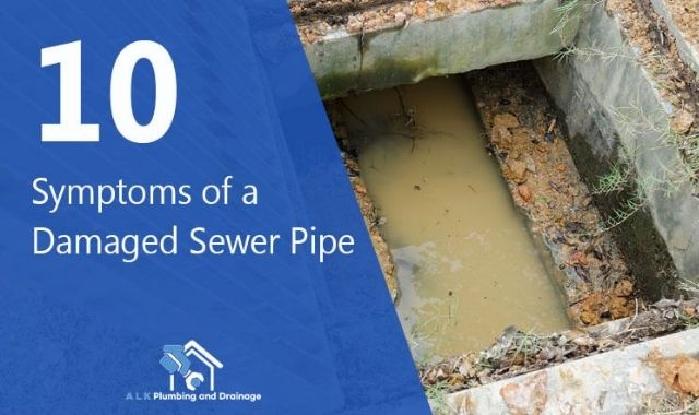 How to Detect Sewer Pipe Damage