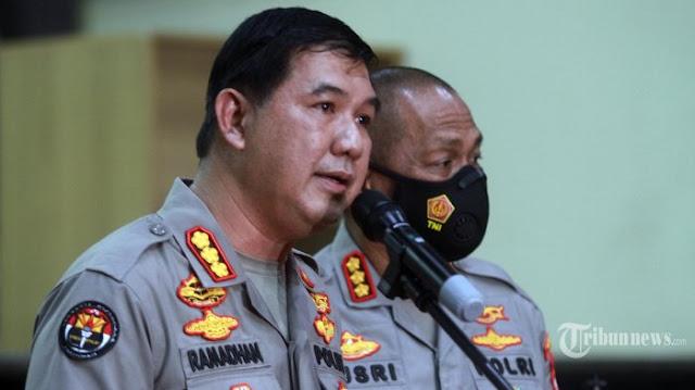 Polri Berikan Bantuan Hukum kepada Dua Tersangka Penembak Laskar FPI