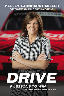Drive by Kelley Earnhardt Miller / 9 Lessons to Win in Business and in Life