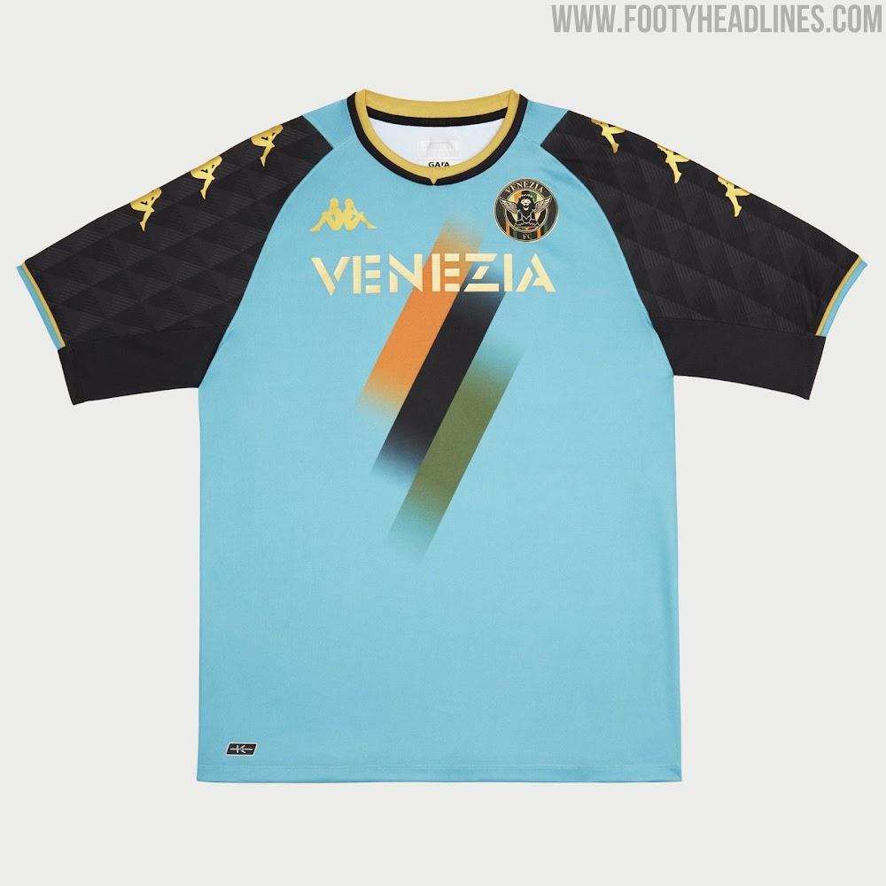 Venezia 21-22 Third Kit Released - Footy Headlines