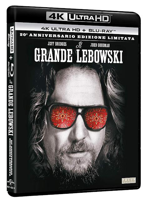 Il Grande Lebowski 4K