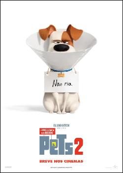 Pets: A Vida Secreta dos Bichos 2 Dublado