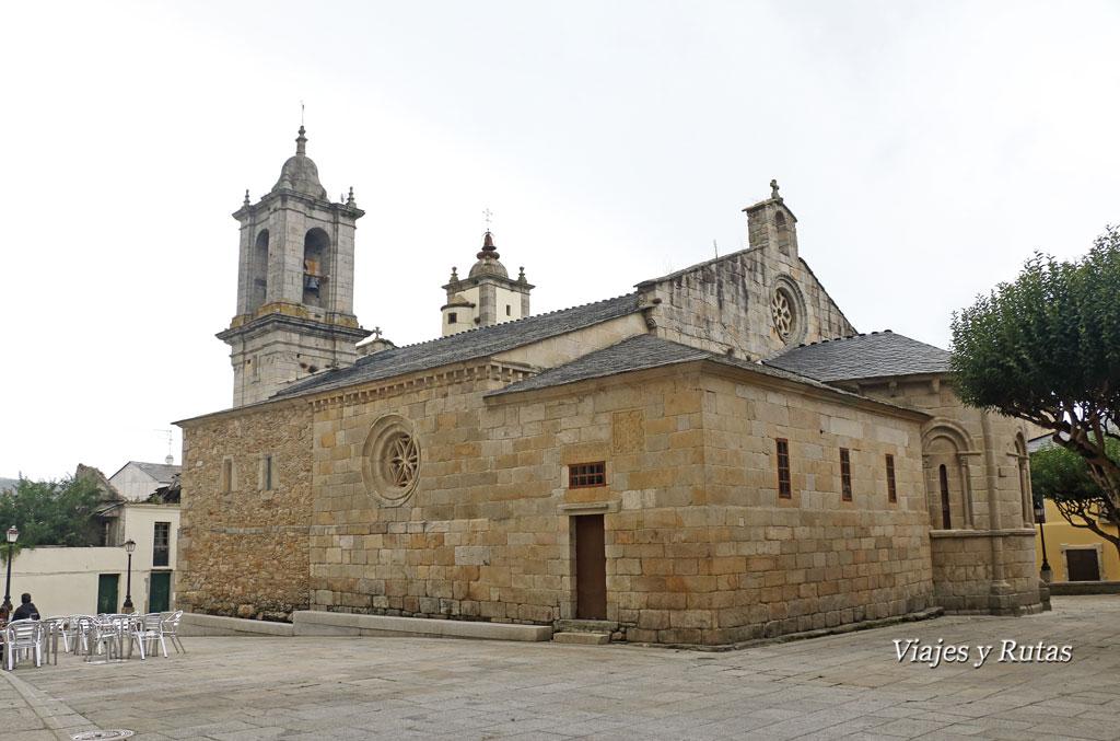 Iglesia de Santa María de Viveiro, Lugo