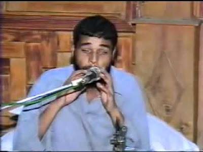 Hafiz Gull Zman Talented Blind Pakistani Singer