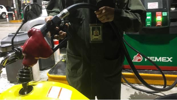 Cae hasta 20% consumo de gasolina en primeras semanas del año