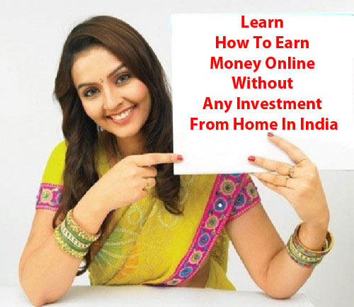 Earn money online without investment for students in
